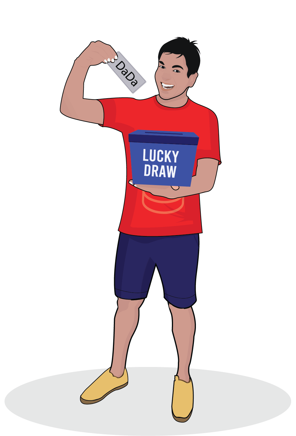 DPS 2021 Lucky Draw