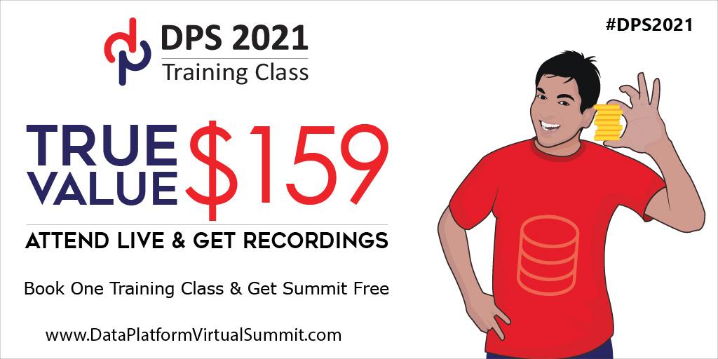 Data Platform Virtual Summit 2021
